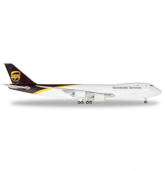 558822 - Herpa - UPS Airlines Boeing 747-8F