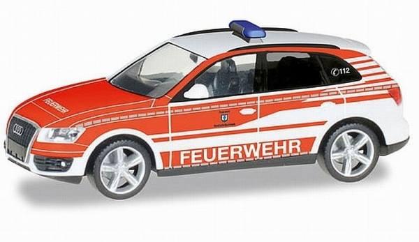 """092975 - Herpa - Audi Q5 Kommandowagen """"Feuerwehr Ransbach-Baumbach"""""""