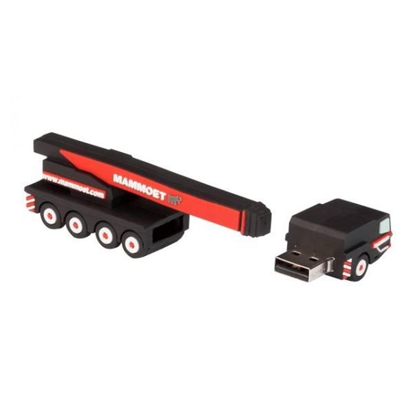 810215 - USB-Stick Mobilkran - 8GB - Mammoet