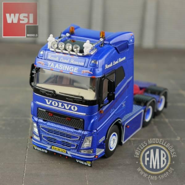 01-2474 - WSI - VOLVO FH4 GLOBETROTTER XL 3achs 6x2 - Henrik Lund Hansen - DK -