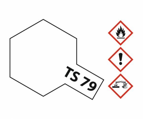 85079 - Tamiya - Klarlack seidenmatt 100ml, Sprühdose TS-79