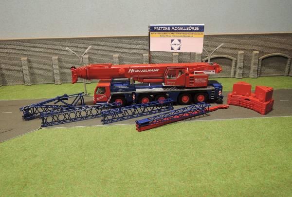 2101/18 - Conrad - Liebherr LTM 1200-5.1 Mobilkran - Heintzelmann -
