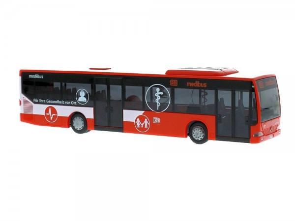 "66999 - Rietze - Mercedes-Benz Citaro`06 Stadtbus ""DB - Mobile Praxis"""