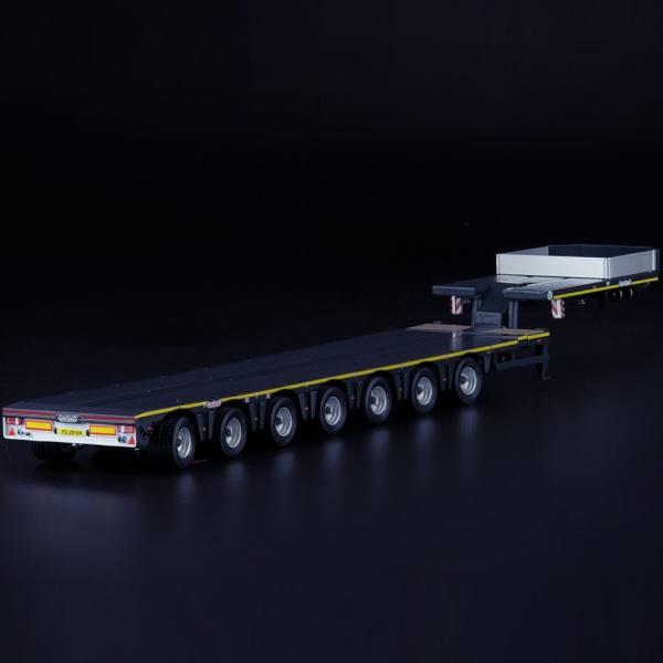 33-0165 - IMC - Nooteboom KNT MCO 7achs Semitieflader - Greyline