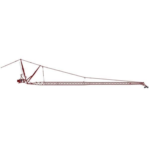04-2109 - WSI - Liebherr LTM 1500-8.1 Wippspitze - rot -