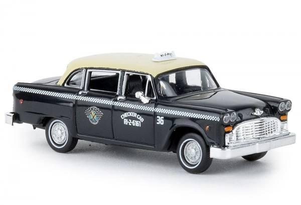 "58927 - Brekina - Checker A11 Cab / Taxi ""Dallas"""