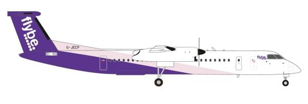 559829 - Herpa - Flybe Bombardier Q400 - new colors -
