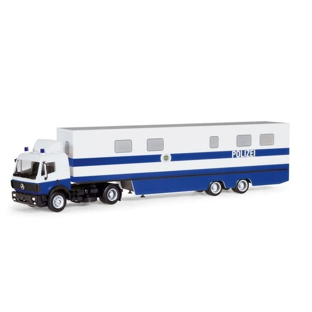 Dachgepäckträger für LKW-Modelle 1:87 5er Set
