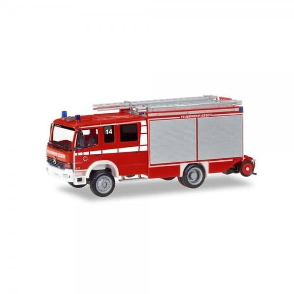 """093750 - Herpa - Mercedes-Benz Atego`96 HLF """"Freiw. Feuerwehr Essen - Mitte"""""""
