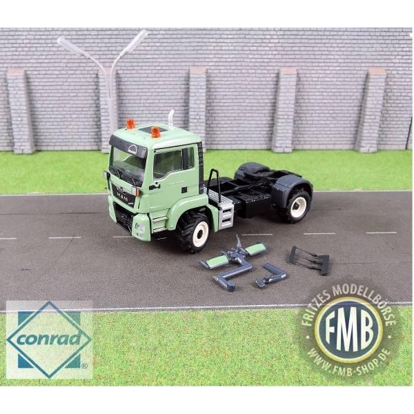 "77008/0 - Conrad - MAN TGS M 18.500 4x4 Agrar Solozugmaschine ""Ackerdiesel"""