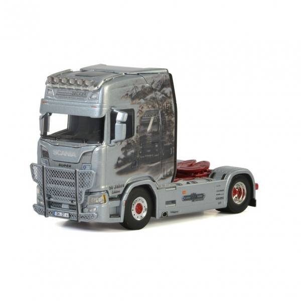 01-2897 - WSI -Scania CS20 HL 4x2 2achs Zugmaschine - Decker Transporte - D -