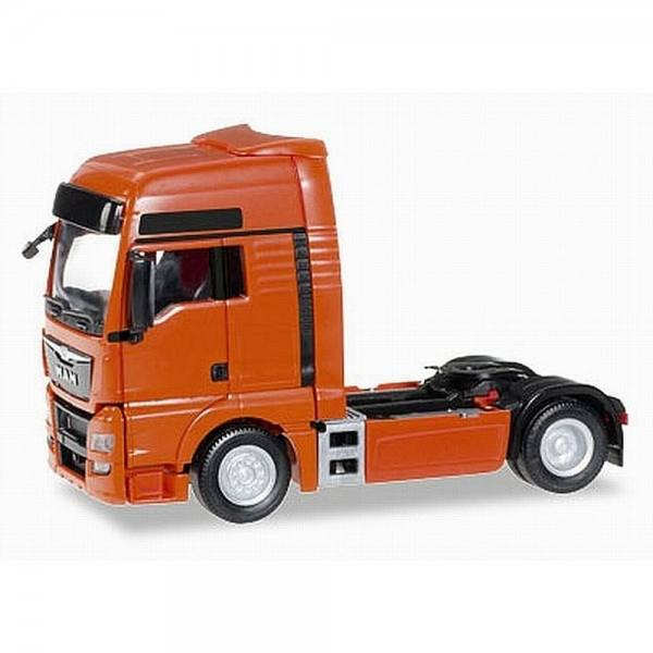 301695-005 - Herpa - MAN TGX XXL Euro6 Zugmaschine, orange