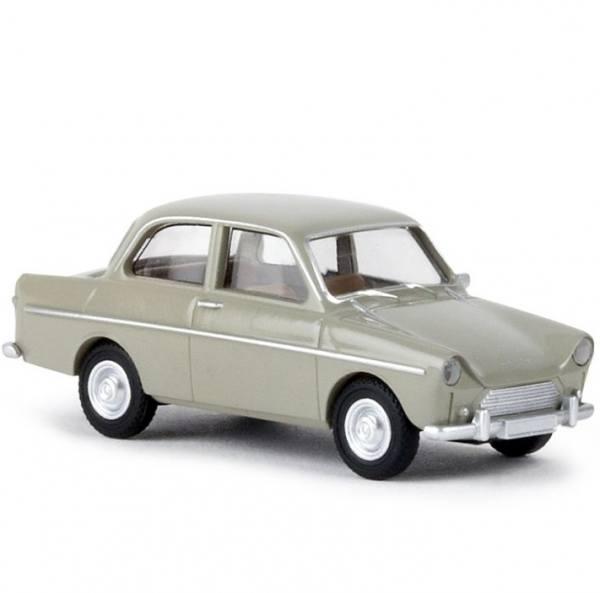 27702 - Brekina - DAF 600 Limousine, steingrau
