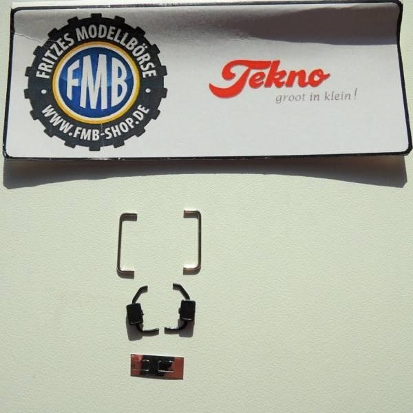 800 - Tekno - Scania LB76 Spiegel Set für eine Zugmaschine