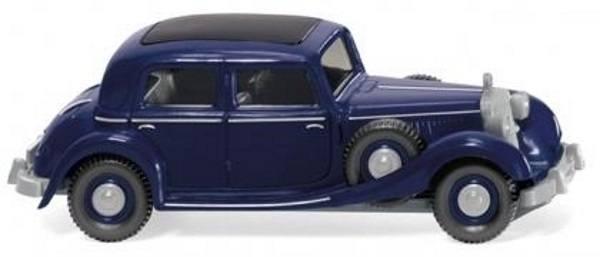 083204 - Wiking - Mercedes-Benz 260 D - schwarzblau -