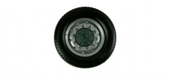 052948 - Herpa - Allradfelgen für LKW Vorderachse, zweiteilig