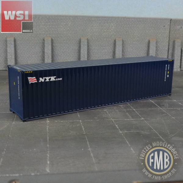 04-1170 - WSI - 40ft Container - NYK -