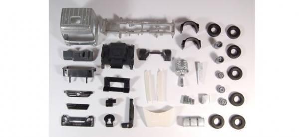 55368 - Tekno - Bausatz MB Actros L Zgm 4x2