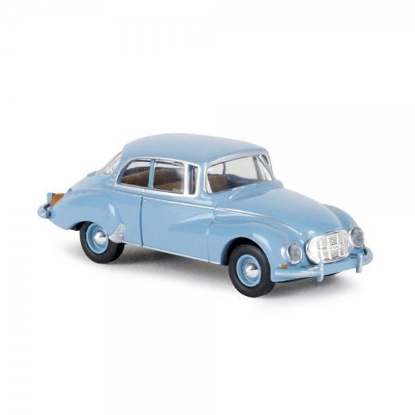"28019 - Brekina - Auto Union 1000S Limousine ""pastellblau"""
