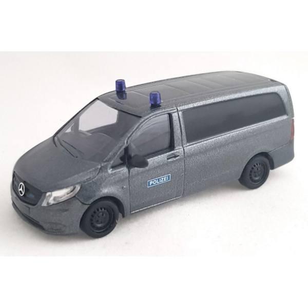 """51100-116 - Busch - Mercedes-Benz Vito Bus Spezialeinsatzkommando """"SEK / MEK / GSG 9"""" grau metallic"""