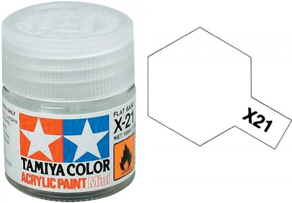81021 - Tamiya - Mattier Medium 23ml, X-21