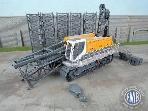25027/2 - Bymo - BAUER Seilbagger MC96 mit Haken