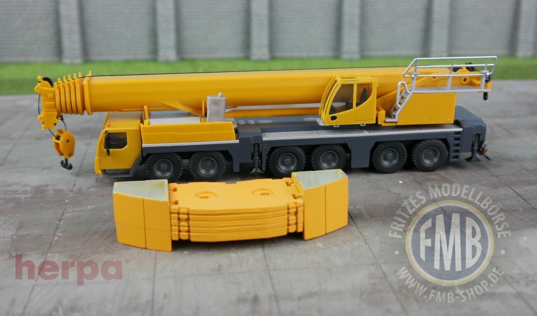 310338 - Herpa - Liebherr LTM 1300-6 2 Mobilkran