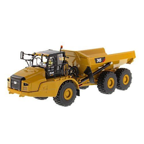 85528 - Diecast Masters - Caterpillar CAT 745 articulated dump truck