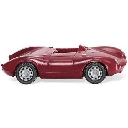 016702 - Wiking - Porsche 550 Spyder, purpurrot