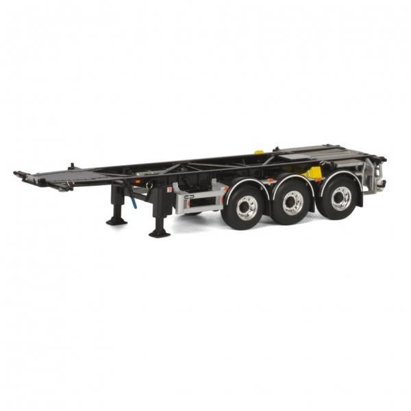 03-1148 - WSI - Van Hool 3achs Container Chassi für Swapbody