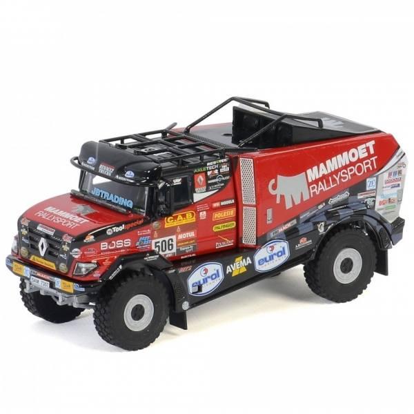 "410250 - WSI - Renault Sherpa 4x4 Dakar Truck 2020 ""Mammoet Rallysport"""
