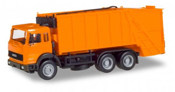 309530 - Herpa Basic - Iveco Turbo Pressmüllwagen - Kommunal