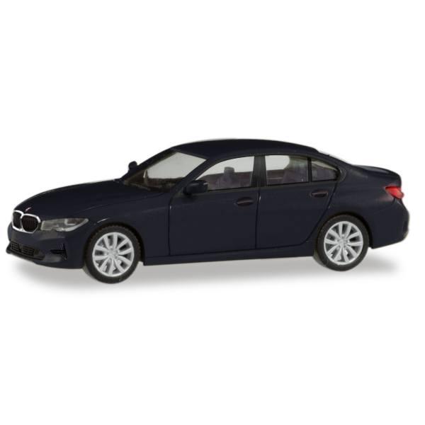 420518 - Herpa - BMW 3er Limousine (G20), schwarz