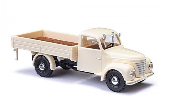 52300 - Busch - Framo V901/2 Pritsche, beige