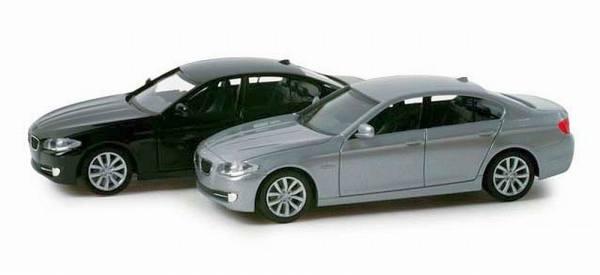034371 - Herpa - BMW 5er -silber metallic-