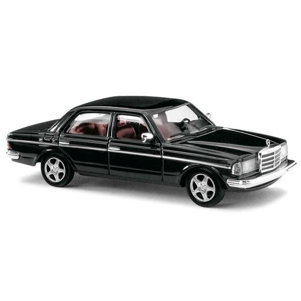 "46872 - Busch -  Mercedes-Benz W123 Limousine ""Black Edition"""