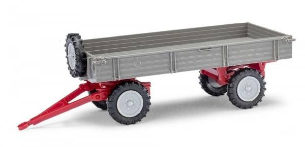 210 010205 - Mehlhose - Anhänger T4 -grau/rot- DDR