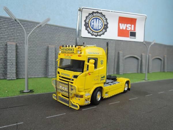 01-2289 - WSI - Scania R Streamline HL 2achs Zugmaschine - Hendriks Lottum - NL -