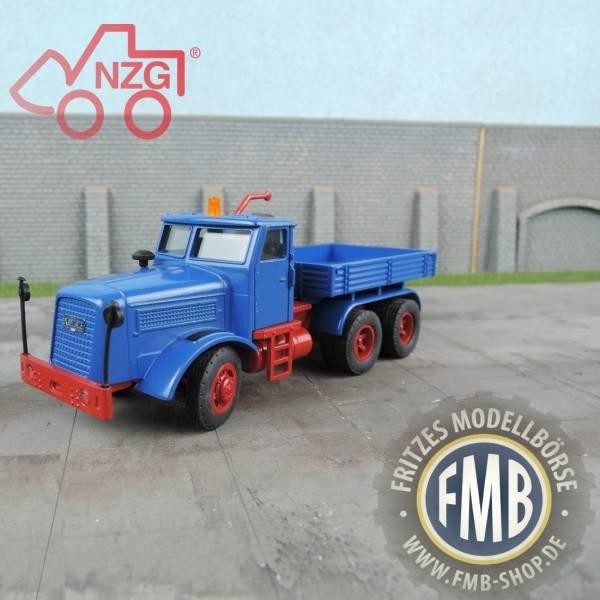 45200010 - NZG - Kaelble KDVZ8T historisch - blau -