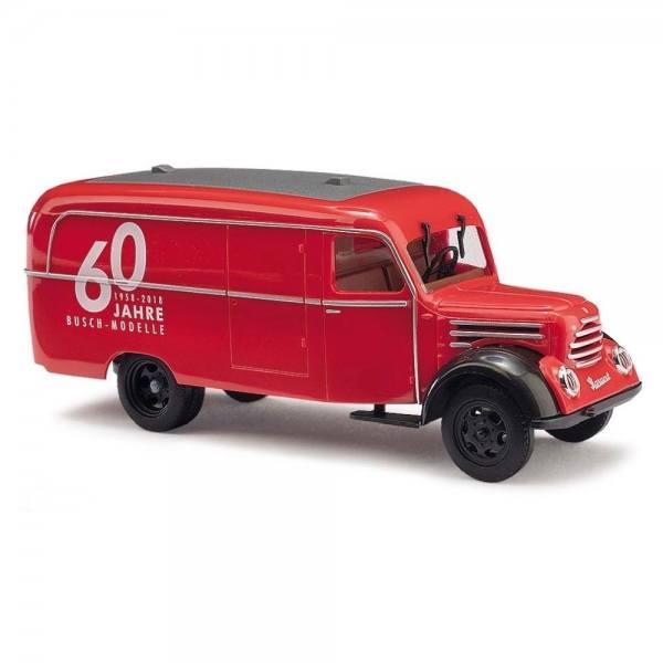 """51812 - Busch - Robur Garant K 30 Kastenwagen """"60 Jahre Busch"""""""