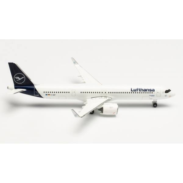 """534376-001 - Herpa Wings - Lufthansa Airbus A321neo """"Forchheim"""""""