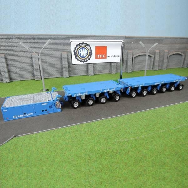 33-0048 - IMC Models - Scheuerle SPMT 6+ 4 + PPU Module Set - Roll-Lift