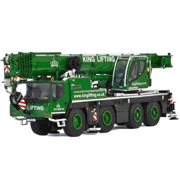 51-2079 - WSI - Liebherr LTM 1090-4.2 Mobilkran - King Lifting - UK -