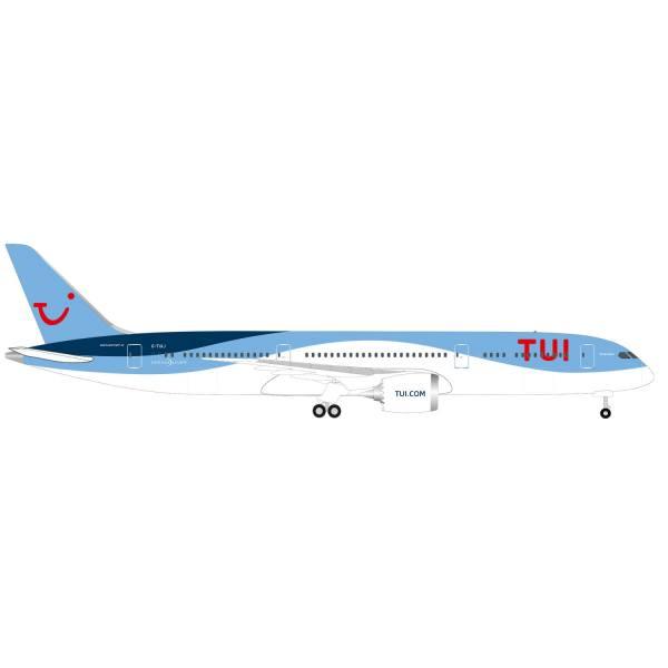 """534642 - Herpa Wings - TUI Airways Boeing 787-9 Dreamliner """"Pixie Dust"""""""