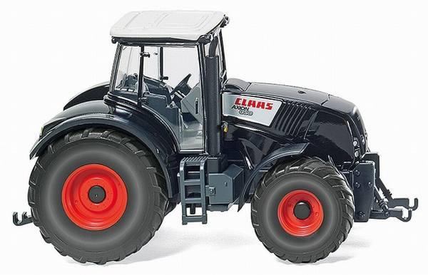 036302 - Wiking - Claas Axion 850 Traktor -schwarz-