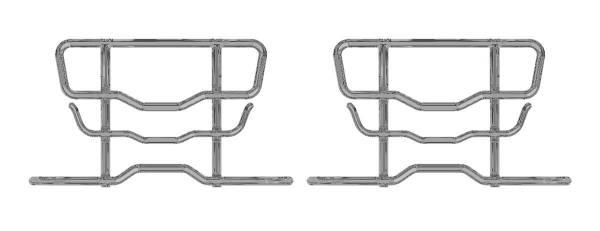 053990 - Herpa - Zubehör Rammschutz HS Schoch für DAF XF SC/SSC - 4 Stück