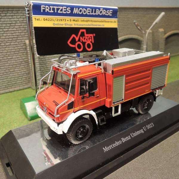 9112 - Mercedes-Benz UHE 5000 Unimog -Feuerwehr-