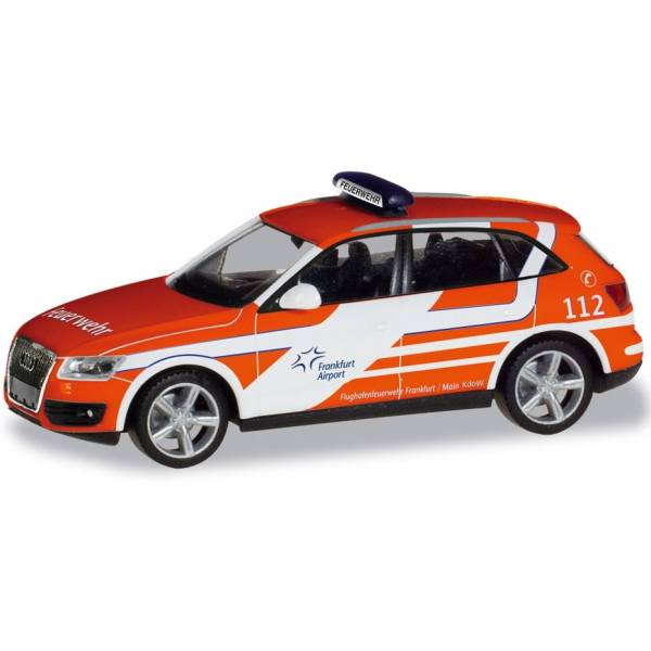 """095532 - Herpa - Audi Q5 Kommandowagen """"Fraport Feuerwehr"""""""