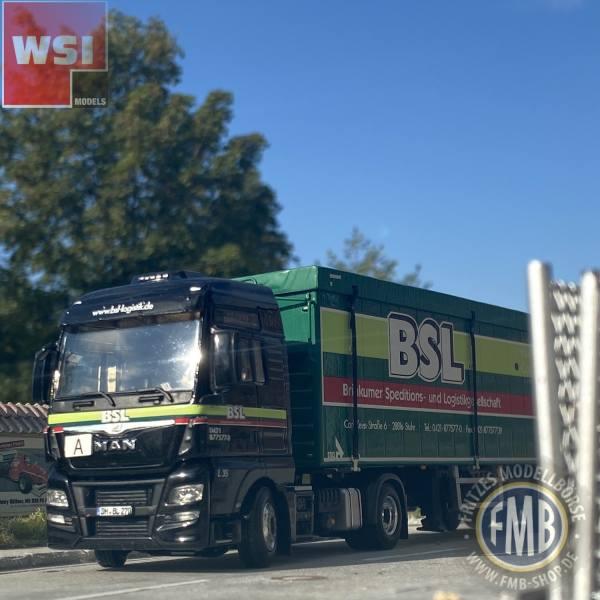 02-2483 - WSI - MAN TGX XXL Euro6 mit Schubbodenauflieger - BSL