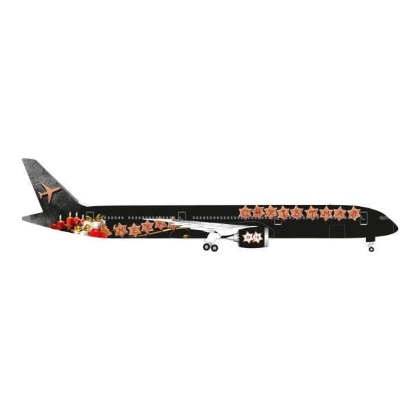 """531740 - Herpa - Herpa Boeing 787-10 Dreamliner """"Christmas 2018"""" - 1:500"""